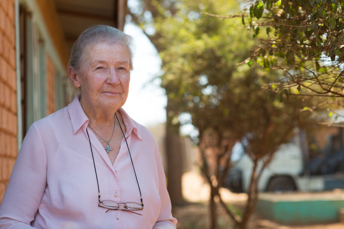 The Caring World documentary - Sister Mary Owens of Nyumbani Center, Nairobi