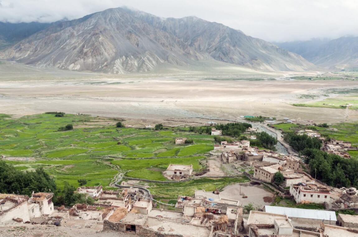 town of Padum