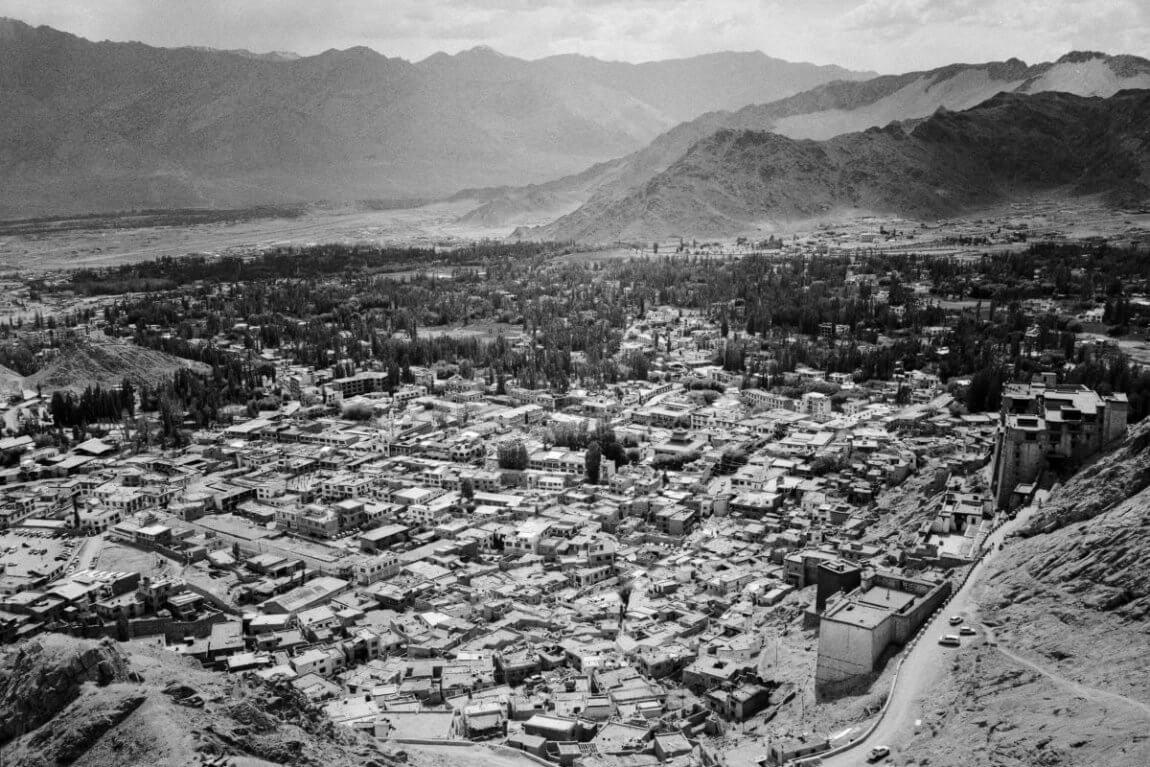 city of Leh