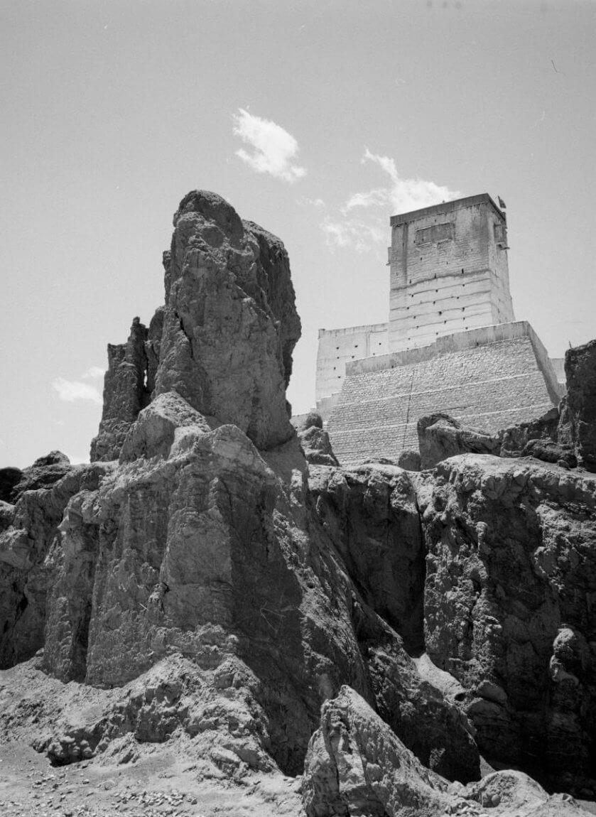 ancient Buddhist monastery