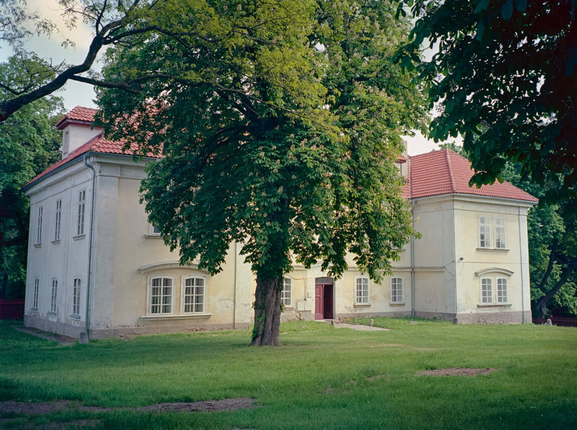 Analog Architecture photography - Prague real estate