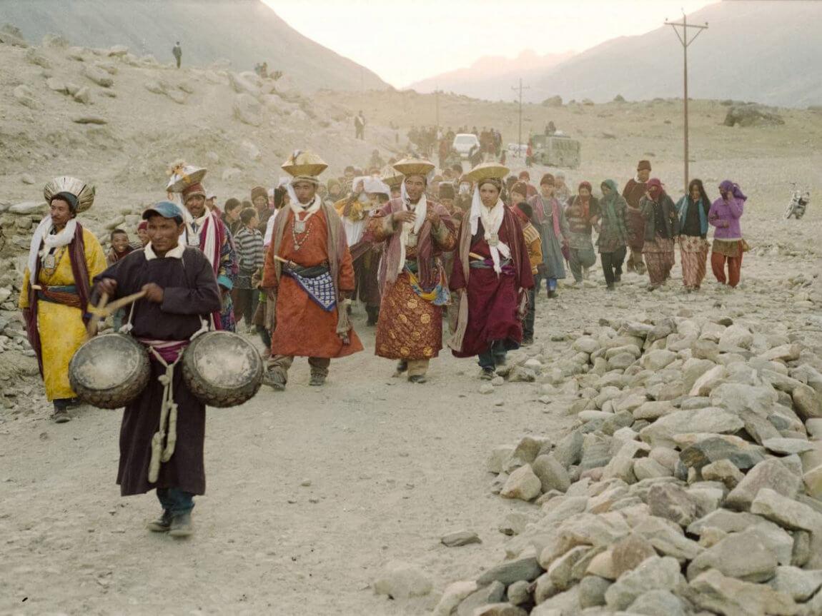 Buddhist wedding ceremony, Phey village