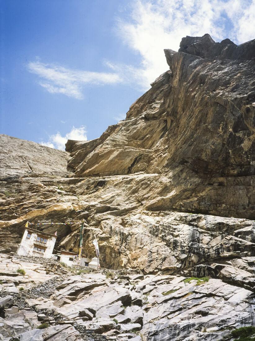 Mountain monastery